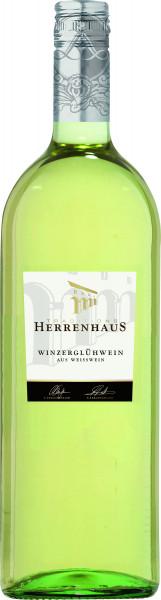 Traditions Herrenhaus Winzerglühwein weiß
