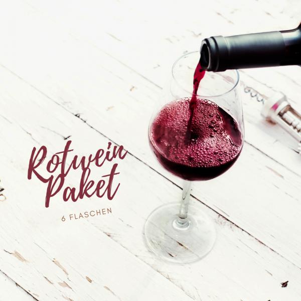 Rotwein Paket
