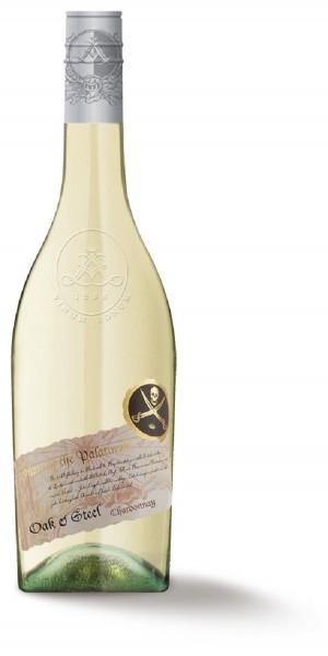 2020 Oak & Steel - Chardonnay trocken