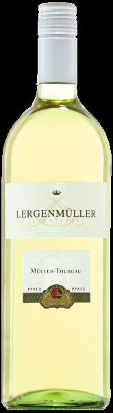 2019 Müller Thurgau feinherb
